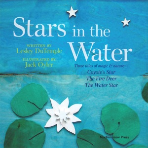 Front cover image for Stars in the Water.